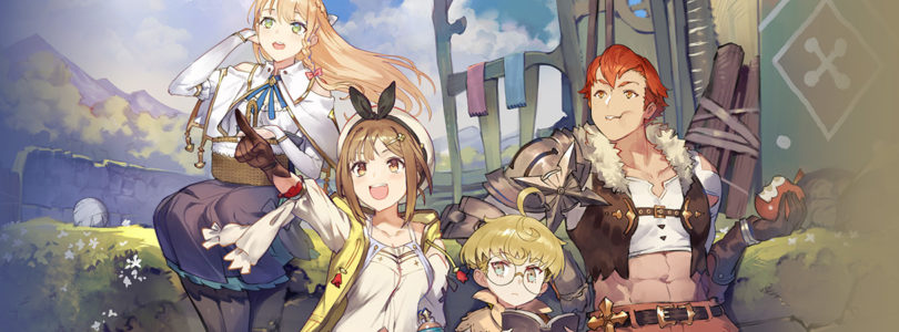 Atelier Ryza Ever Darkness and the Secret Hideout cover review recenzija opis