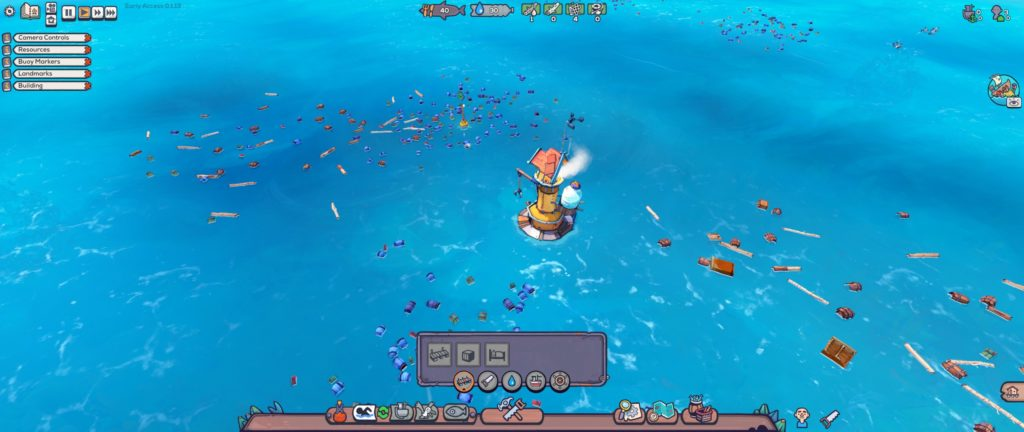 Flotsam screenshots