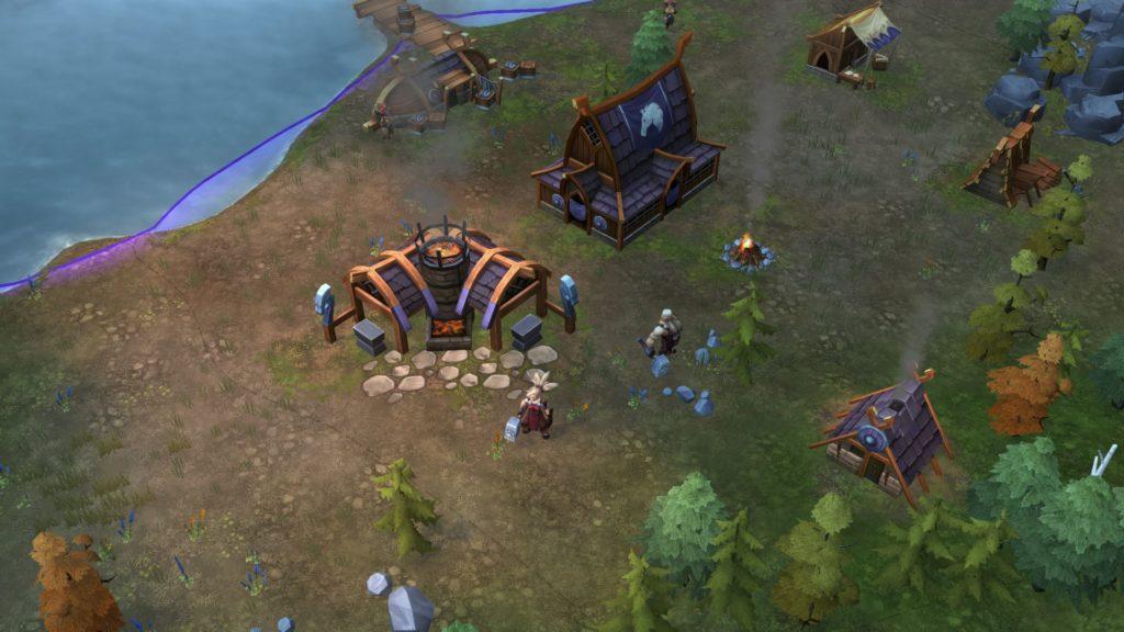 Northgard screenshots