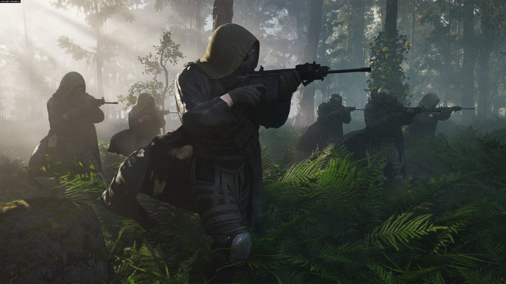 Tom Clancy's Ghost Recon Breakpoint screenshots