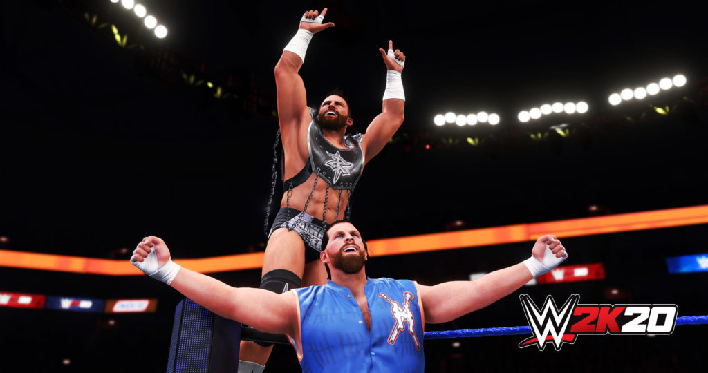 WWE 2K20 screenshots