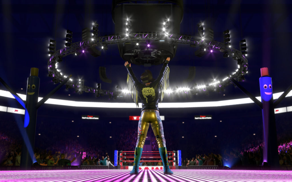WWE 2K20 screenshots