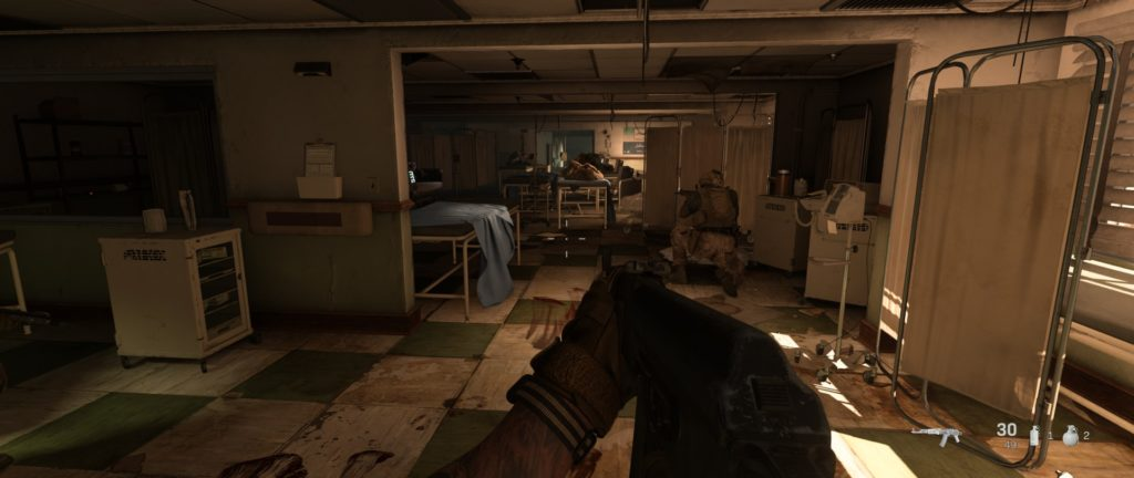 Call of Duty Modern Warfare Screenshots