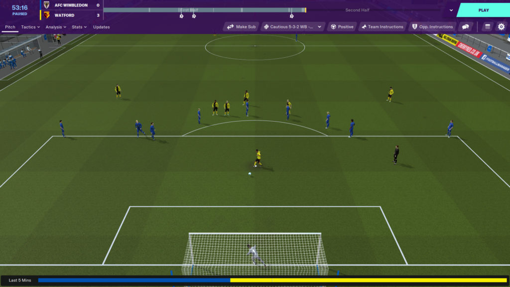 Football Manager 2020 screenshots