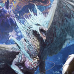 Monster Hunter World Iceborne cover review recenzija opis