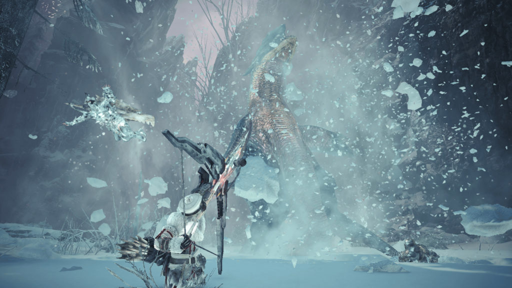 Monster Hunter World Iceborne screenshots