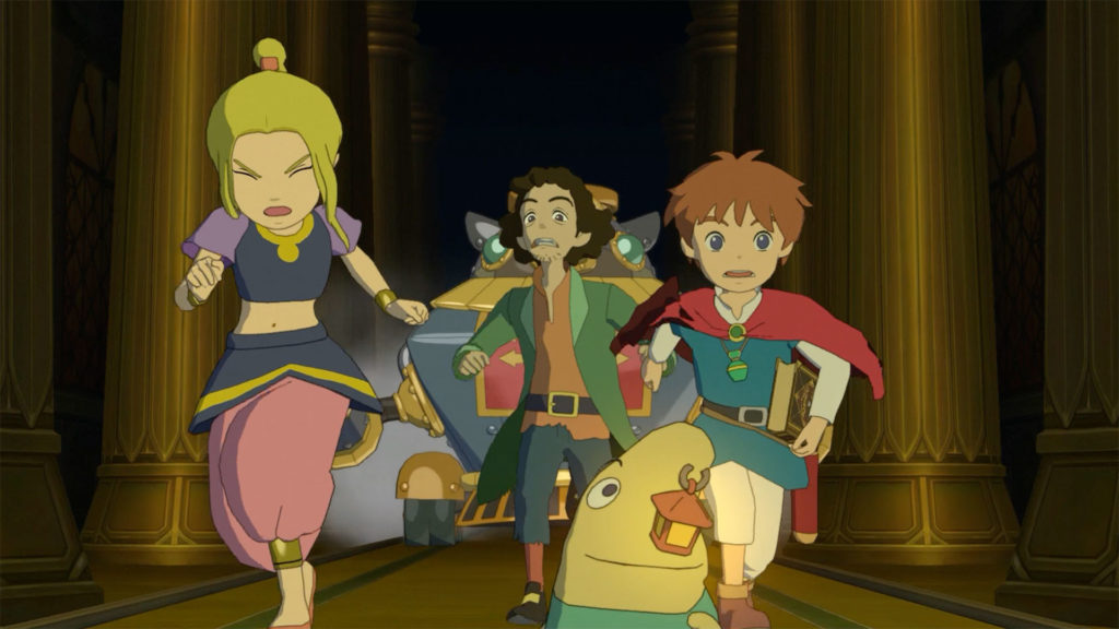 Ni No Kuni Wrath of the White Witch Remastered Screenshots