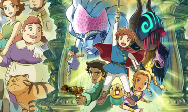 Ni No Kuni Wrath of the White Witch Remastered cover opis review recenzija