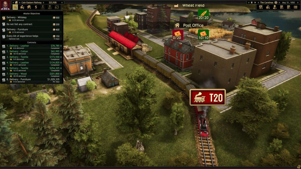 Railroad Corporation screenshots