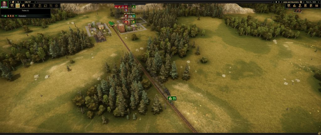 Railroad Corporation screenshots