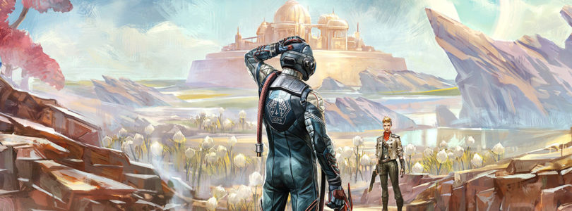 The Outer Worlds opis review recenzija cover