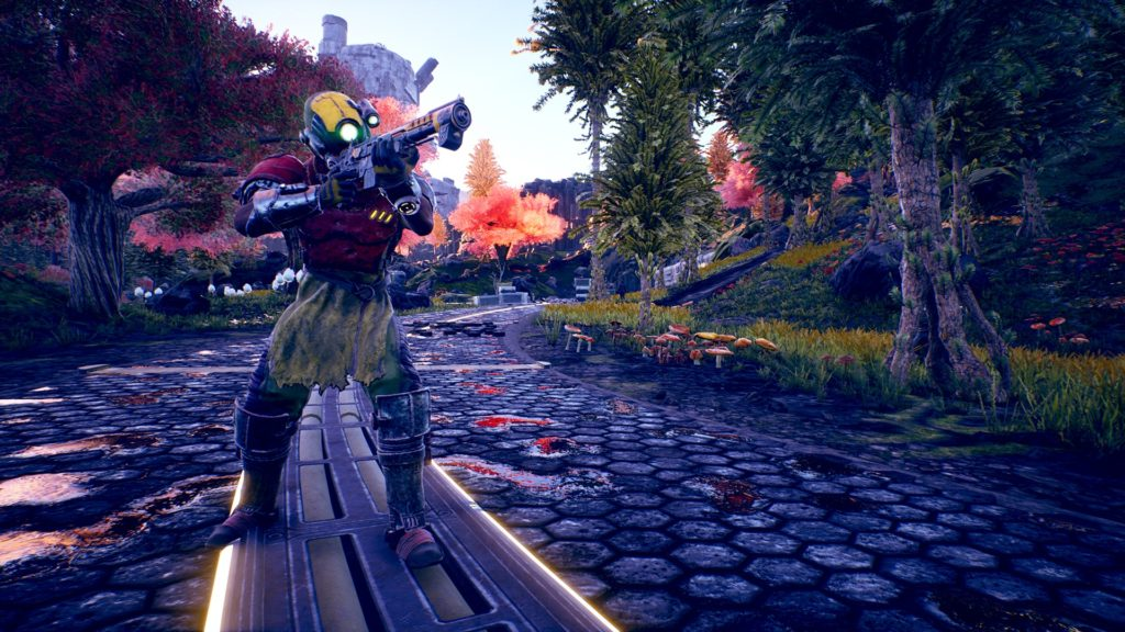 The Outer Worlds screenshots