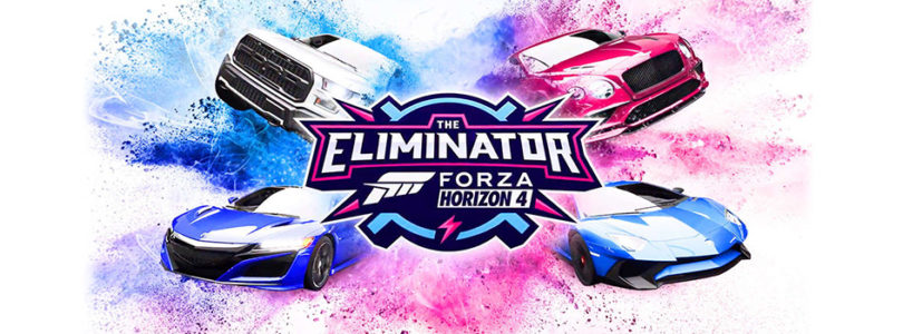 Forza Horizon 4 dobio battle royale mod The Eliminator