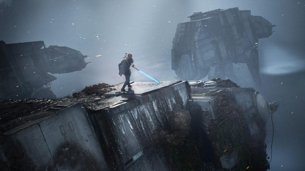 Star Wars Jedi Fallen Order screenshots