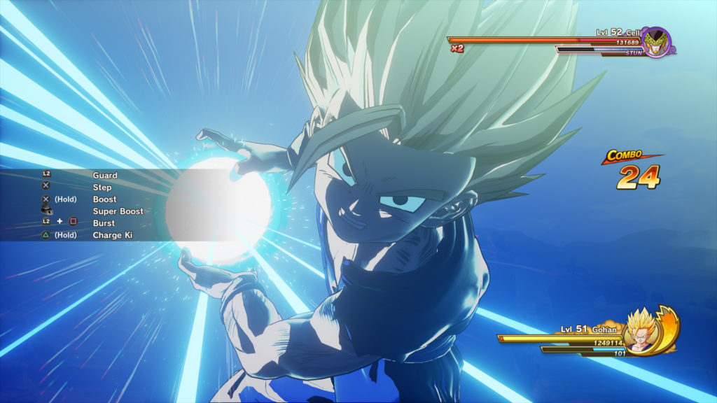 Dragon Ball Z Kakarot screenshots