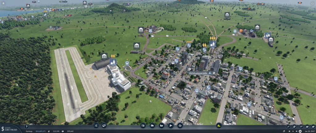 Transport Fever 2 screenshots