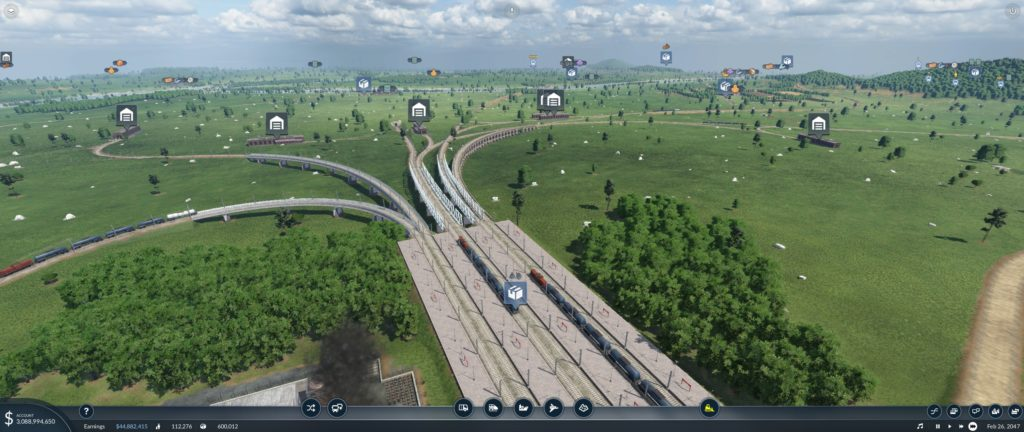Transport Fever 2 screenshots