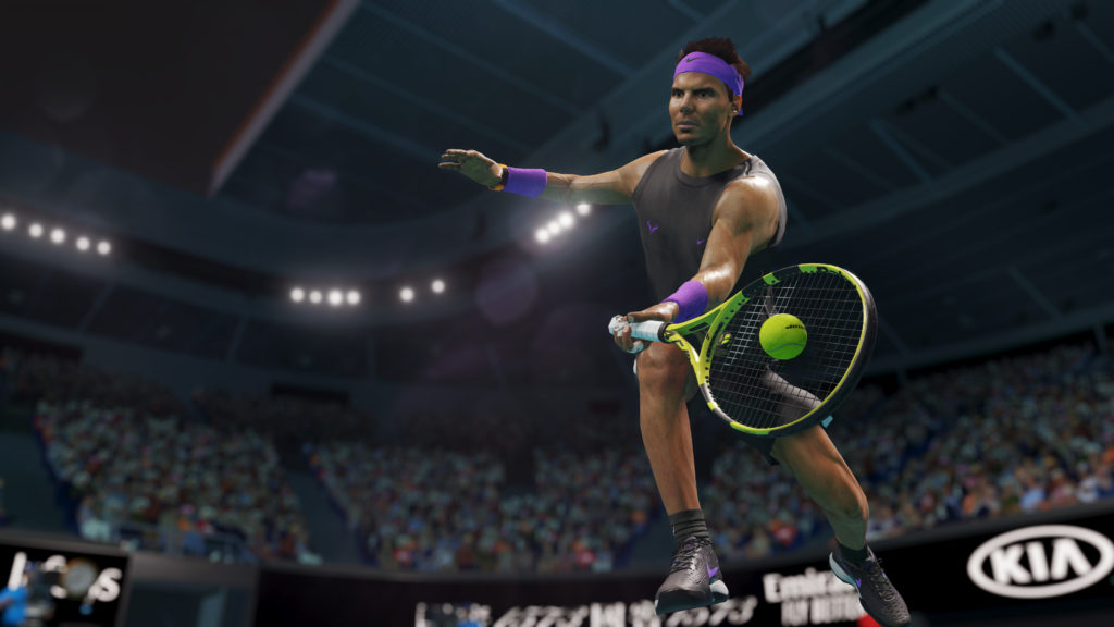 AO Tennis 2 screenshots