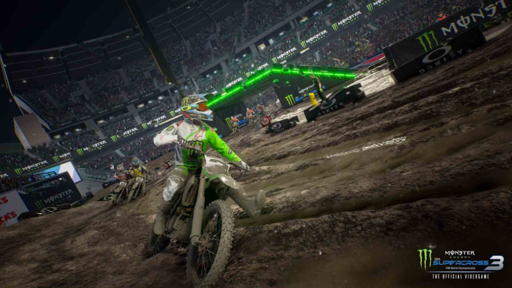 Monster Energy Supercross - The Official Videogame 3 Switch
