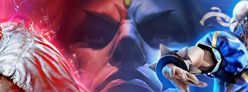 Street Fighter V Champion Edition cover review recenzija opis