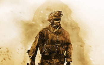 Call of Duty Modern Warfare 2 Campaign Remastered cover review recenzija opis