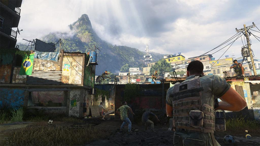 Call of Duty Modern Warfare 2 Campaign Remastered screenshots