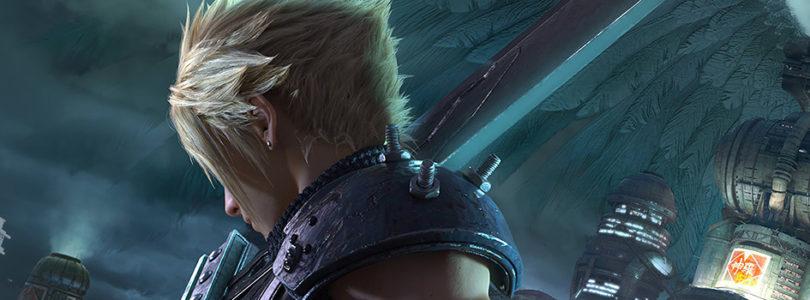 Final Fantasy VII Remake Cover review opis recenzija