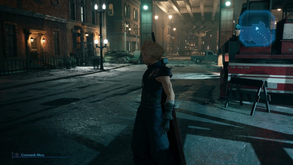 Final Fantasy VII Remake screenshots