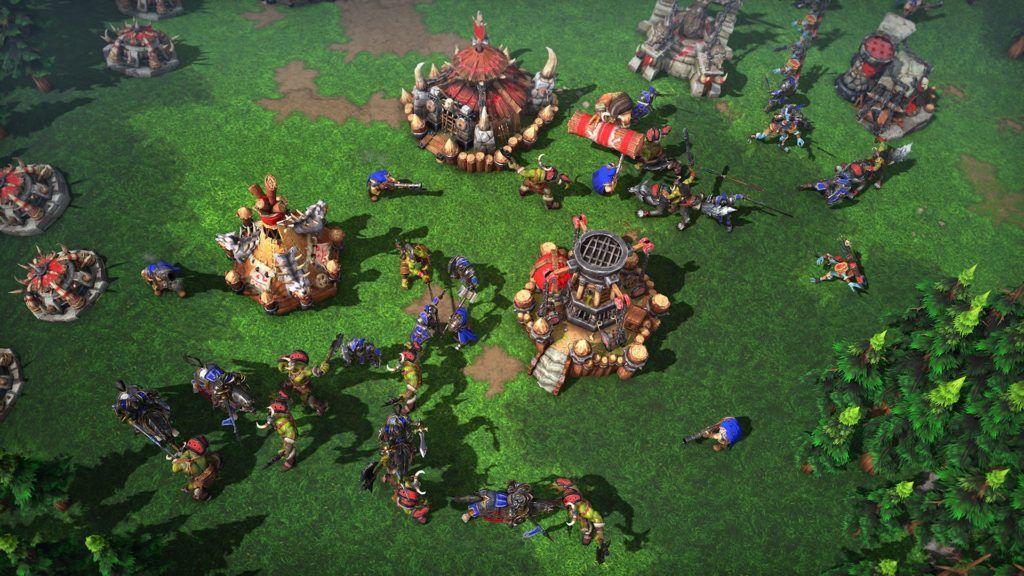 Warcraft III Reforged screenshot