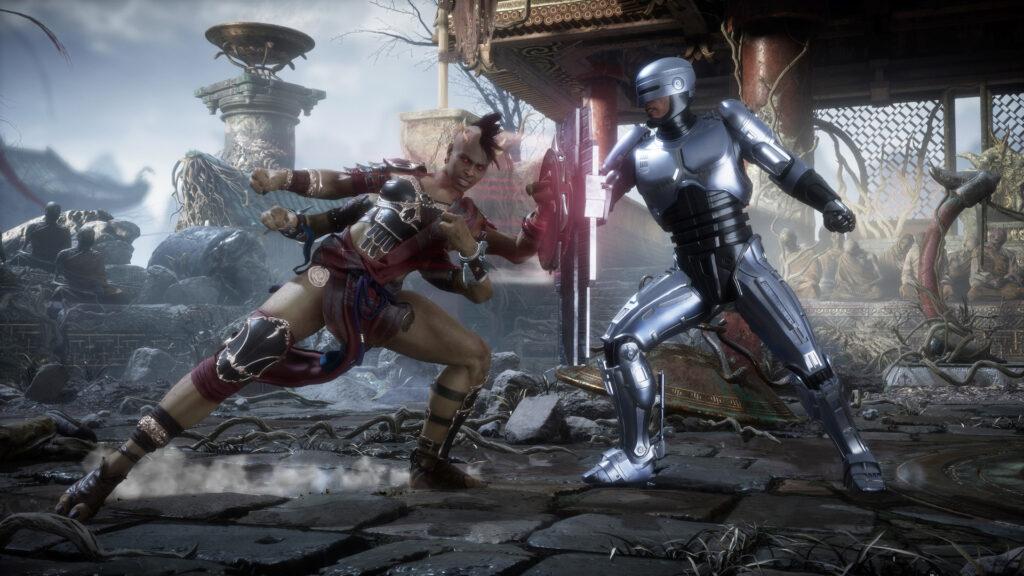 Mortal Kombat 11 Aftermath screenshot