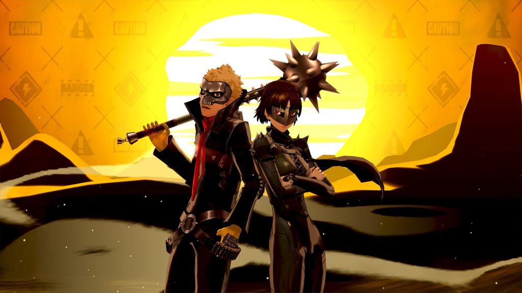 Persona 5 Royal screenshots