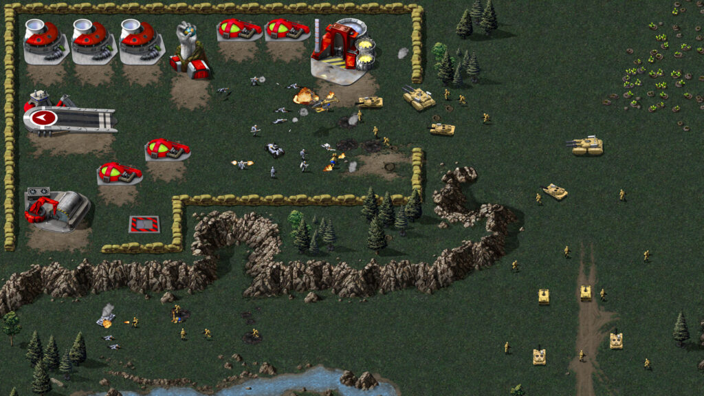 Command & Conquer Remastered Collection screenshots