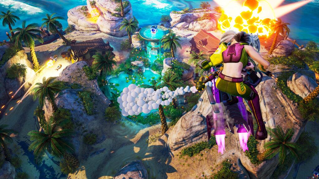 Rocket Arena screenshots