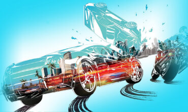 Burnout Paradise Remastered Switch cover review recenzija opis