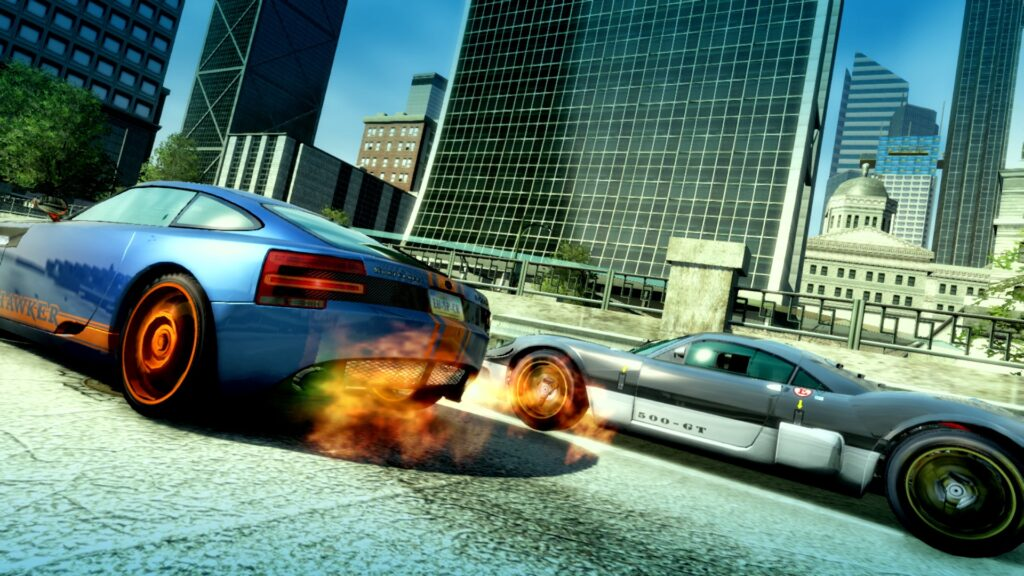 Burnout Paradise Remastered screenshots