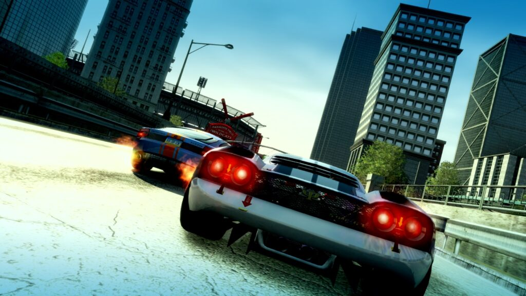 Burnout Paradise Remastered screenshots