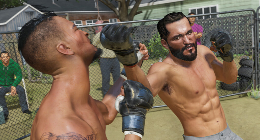 EA Sports UFC 4 Screenshots