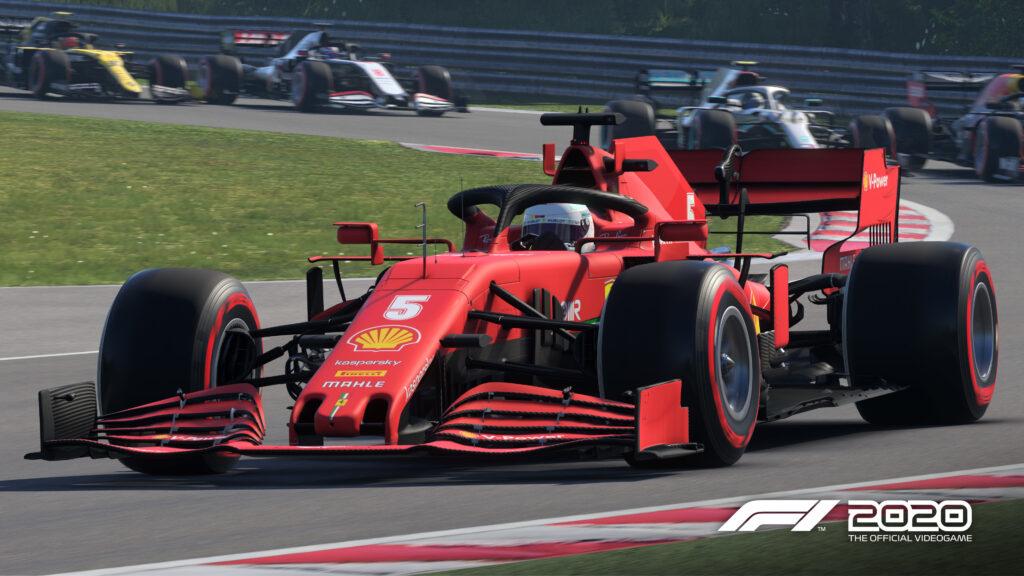 F1 2020 screenshots
