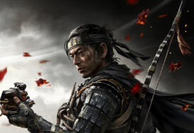 Ghost of Tsushima cover review recenzija opis playstation 4