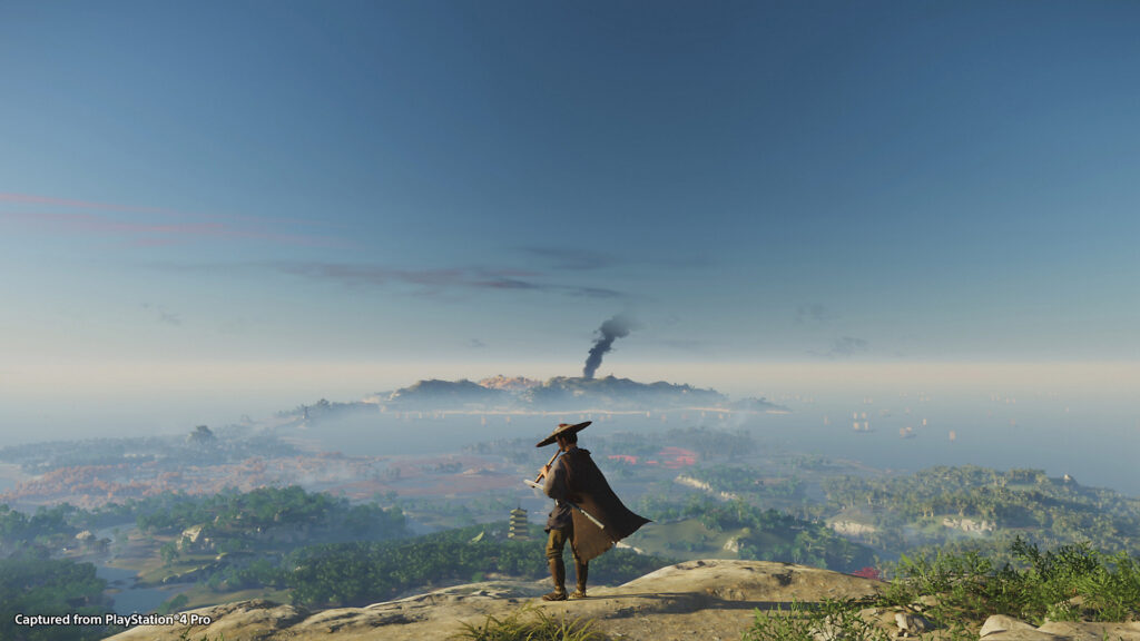 Ghost of Tsushima screenshots
