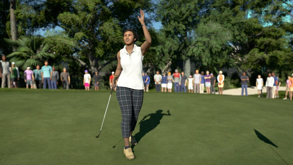 PGA Tour 2K21 screenshots