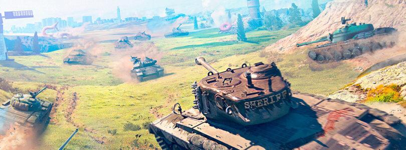 World of Tanks Blitz stigao na Nintendo Switch