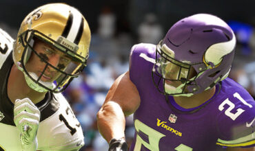 Madden NFL 21 Cover Review Recenzija opis