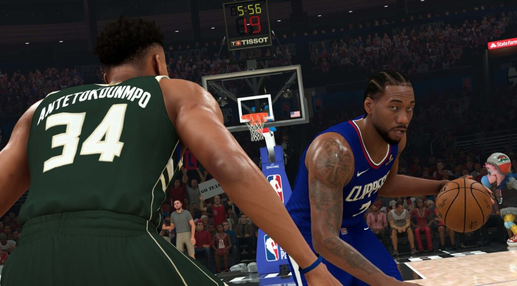 NBA 2K21 screenshots