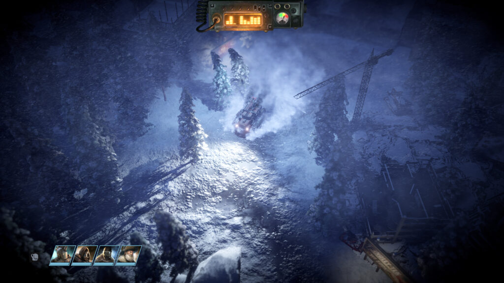 Wasteland 3 screenshots