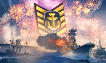 World of Warships proslavio peti rođendan