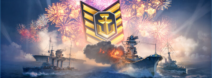 World of Warships proslavio peti rođendan