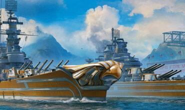 Novi World of Warships apdejt donosi američke bojne brodove