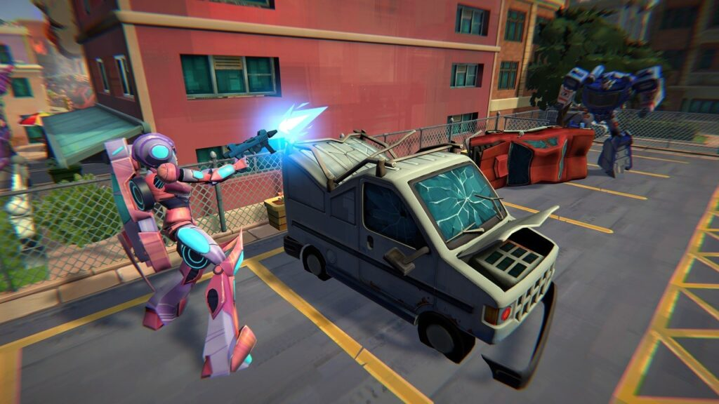 Transformers Battleground screenshots