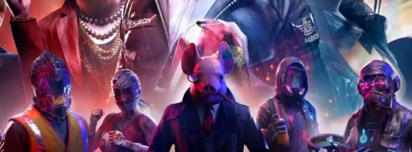 Watch Dogs Legion cover review recenzija opis
